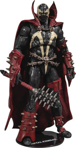Mortal Kombat Spawn 7 Inch Action Figure With Mace