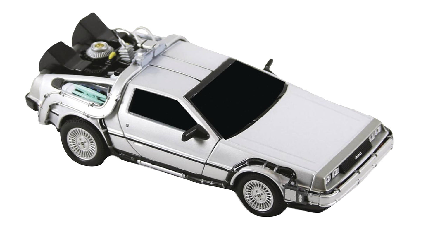 Back To The Future 6 Inch Die-Cast Vehicle Time Machine