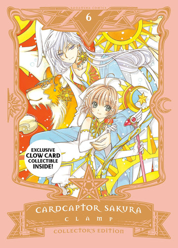 Cardcaptor Sakura Collector Edition Hardcover Vol 6