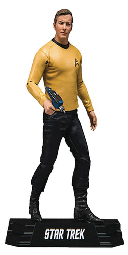 Star Trek 7-Inch Captain James T. Kirk Action Figure
