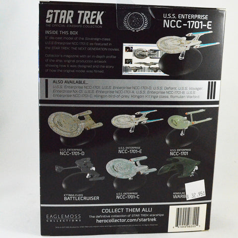 Star Trek Starships Best of Figure USS Enterprise NCC-1701-E