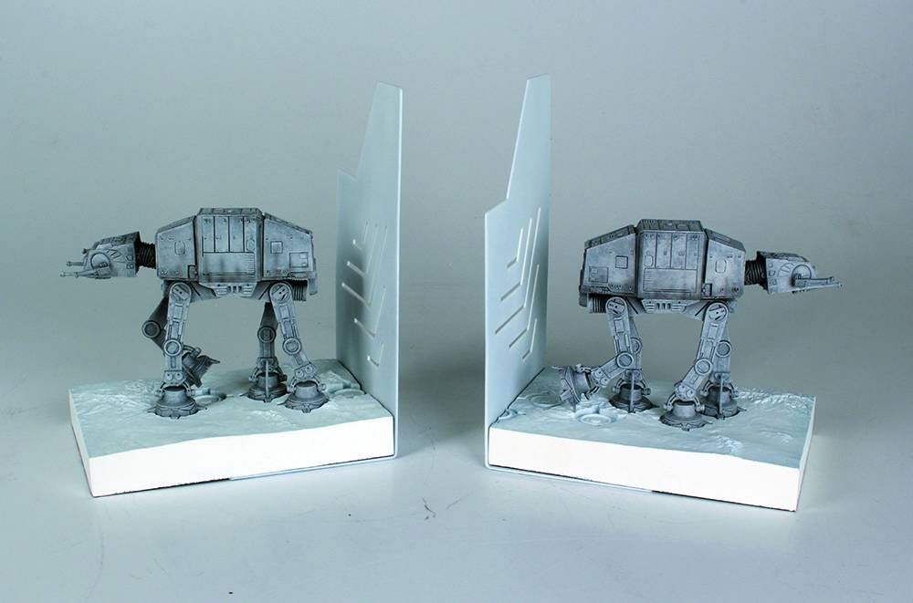 Star Wars Imperial AT-AT Walker 6 Inch Mini Bookends
