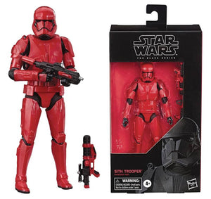 Star Wars Black Series Sith Trooper Action Figure