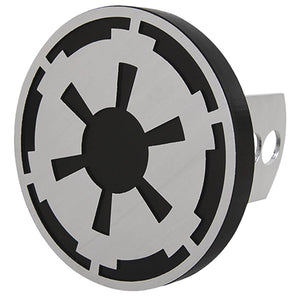 Star Wars Empire Gray Logo Hitch Plug