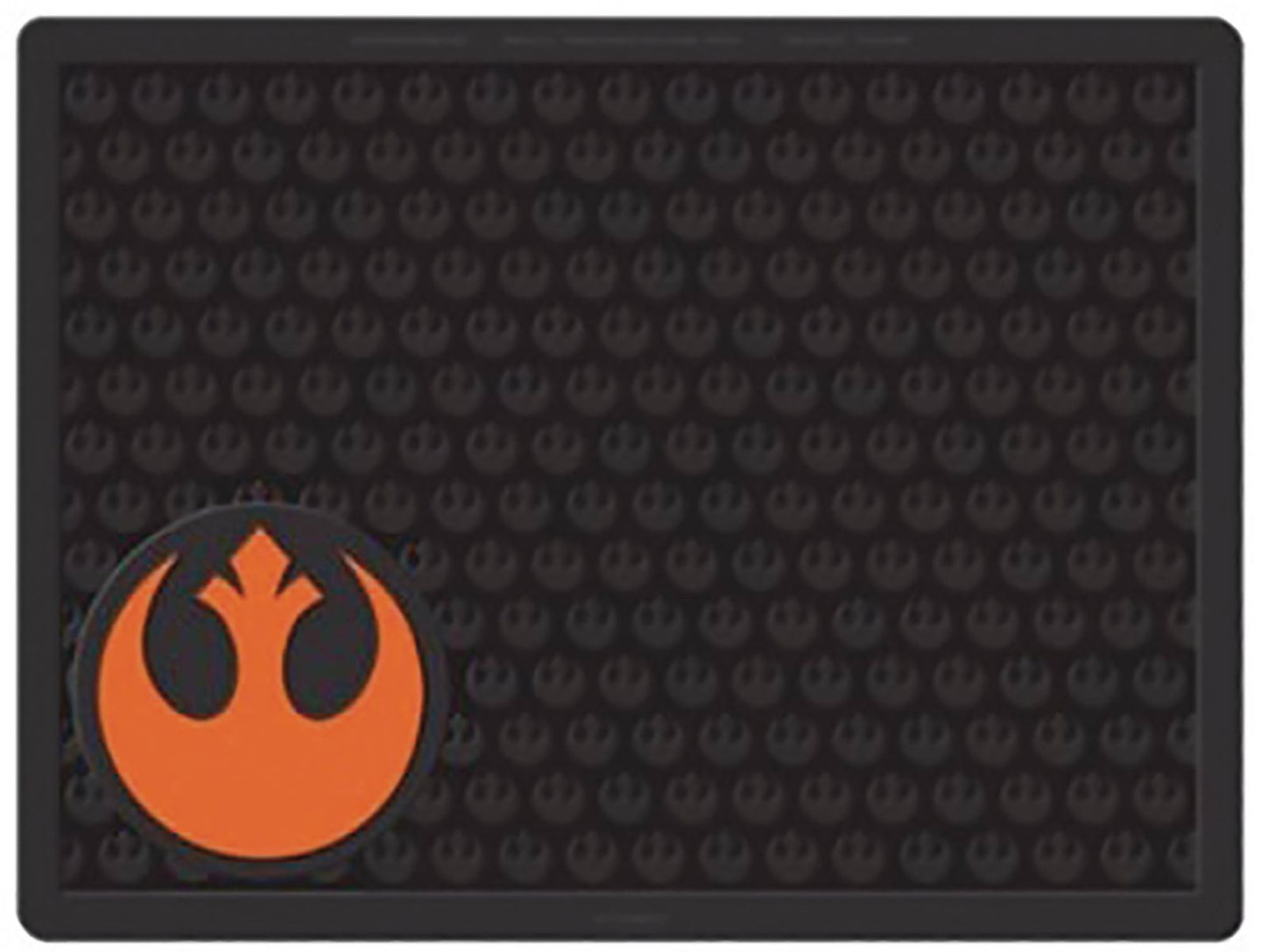 Star Wars Rebel Symbol Welcome Mat