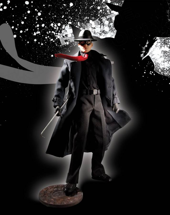 Spirit (Movie) 1/6 Scale Figure Deluxe Collector Figure