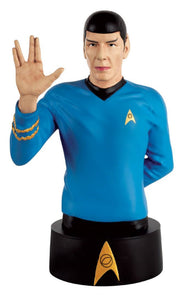 Star Trek Bust Collection #2 Commander Spock