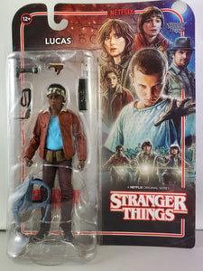 Stranger Things Lucas 7 Inch Series 2 Action Figure