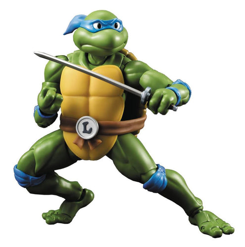 teenage mutant ninja turtles leonardo s.h. figuarts figure