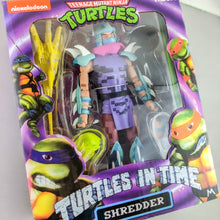 Teenage Mutant Ninja Turtles Shredder 7 inch action figure.