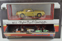 Transformers Bumblebee 2018 SDCC Vol 1 Retro Rock Garage