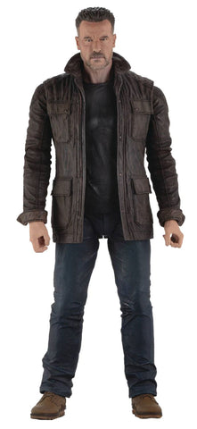 Terminator Dark Fate T-800 Ultimate 7-Inch Action Figure