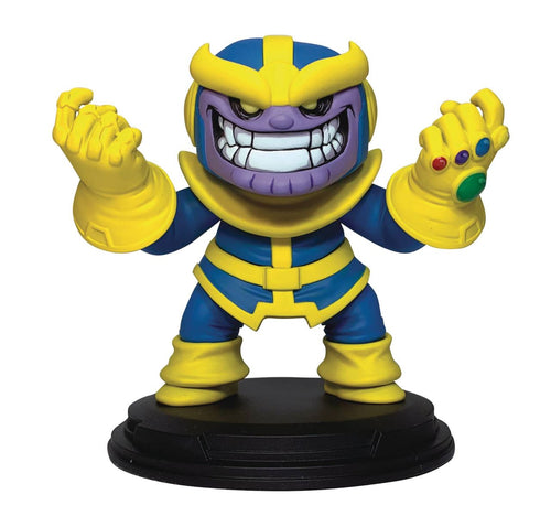 Marvel Animated Thanos Statue