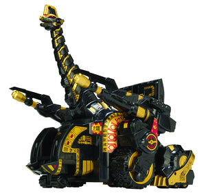 Mighty Morphin Power Rangers Legacy Titanus Black Edition Figure