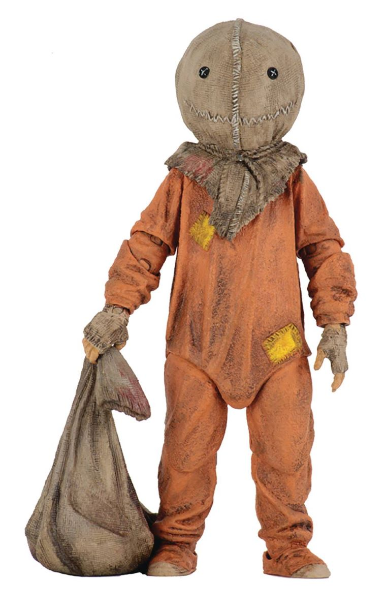 Trick R Treat Sam Ultimate 7-Inch Action Figure