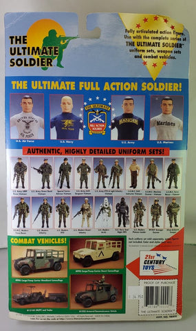 Ultimate Soldier 12 Inch Seal Team Figure