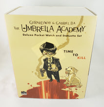 Umbrella Academy Pocket Watch & Statue Set