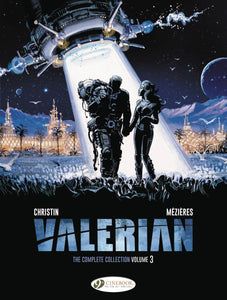 Valerian Graphic Novels