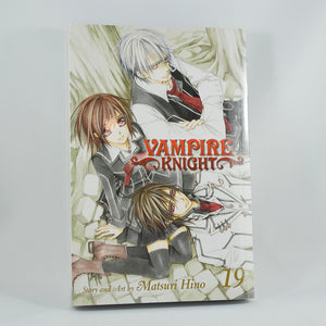 Vampire Knight Vol 19 Final (Limited Edition)
