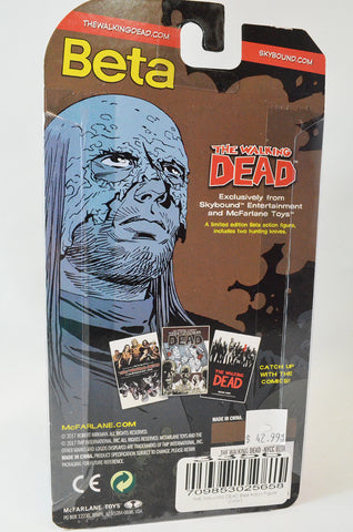Walking Dead Beta Figure (Colour Ver.)