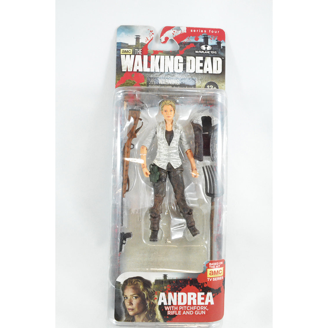 Walking Dead Andrea Figure TV ver.