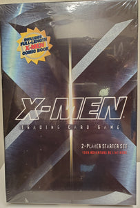 Marvel X-Men 2-Player Trading Card Game