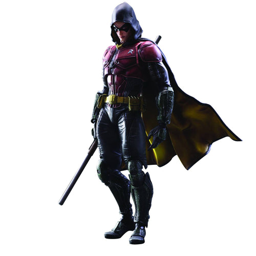 Robin Arkham Knight Play Arts Kai