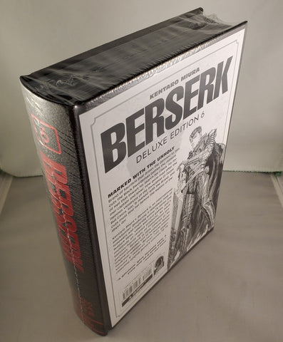 Berserk Deluxe Edition Hardcover Vol 6