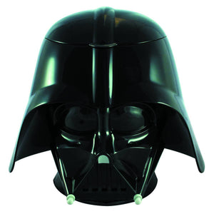 Star Wars Vader Figural Plastic Cookie Jar With Sound