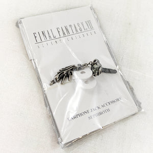 Final Fantasy VII Advent Children Sephiroth Earphone Jack Accessory