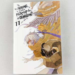 Is It Wrong To Try To Pick Up Girls In A Dungeon? Manga Volume 11