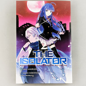 The Isolator Manga Volume 2