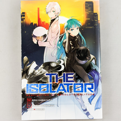 Isolator: Realization of Absolute Solitude Manga Volume 3