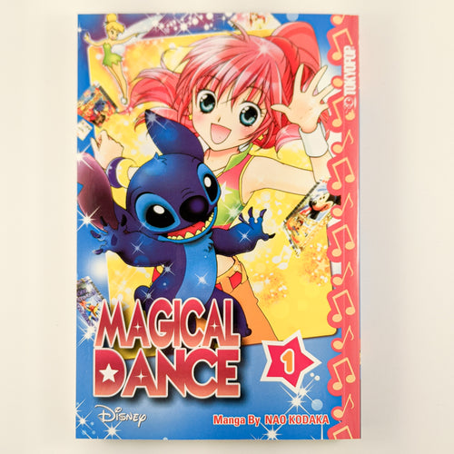 Magical Dance Volume 1. Manga by Nao Kodaka.