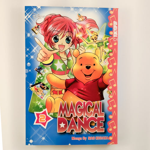 Magical Dance Volume 2. Manga by Nao Kodaka