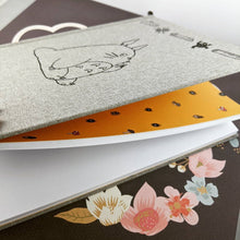 My Neighbor Totoro Canvas Cover Sketchbook
