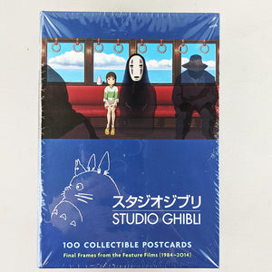 Studio Ghibli Collectible 100 piece postcards