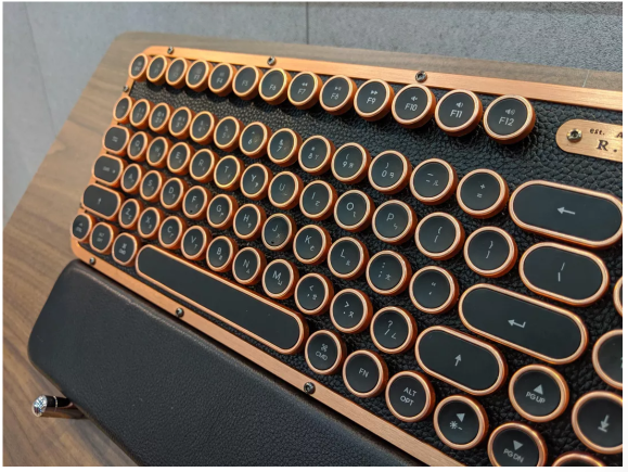 CNET: This is one beautiful mechanical keyboard