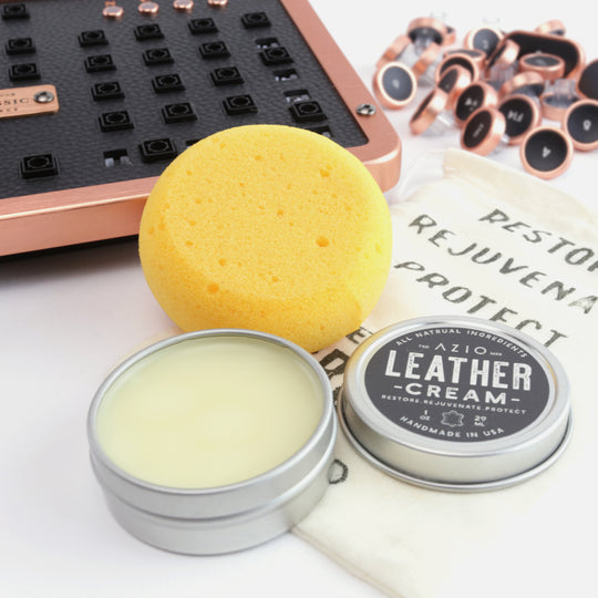 Leather Cream and Applicator