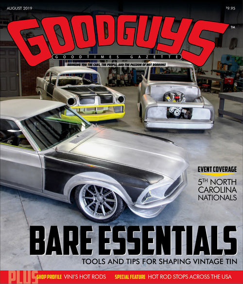 August 2019 Goodguys Goodtimes Gazette