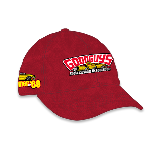 2019 PPG Nationals 50 Years of Camaro Event Exclusive Hat