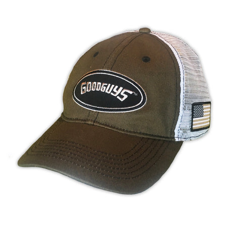Rumble Strip Snapback Hat