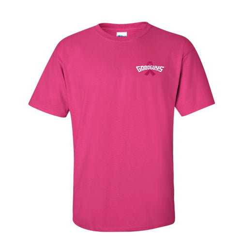 GOODGUYS BREAST CANCER AWARENESS T-SHIRT