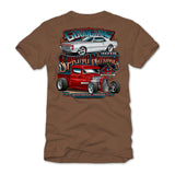 Spring Nationals 2018 Brown Event Exclusive T-Shirt | Goodguys