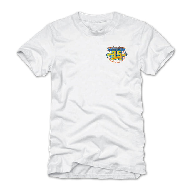 21st PPG Nationals 2018 White Event Exclusive Tee Goodguys