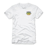2018 ppg nationals columbus white T-shirt - back