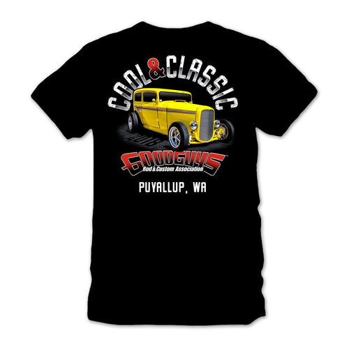 2018 pacific northwest nationals puyallup cool & classic T-shirt - front