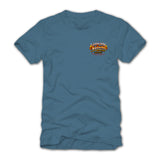goodguys autumn 2018 get together pleasanton blue t-shirt  - back