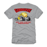 Goodguys Mens Pocket Thumbs Up Tee - Back