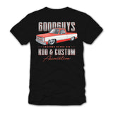 Goodguys Mens C 10 Black Tee - Back